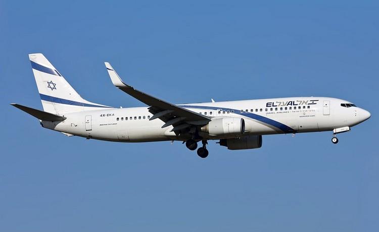 самолет El Al Israel Airlines